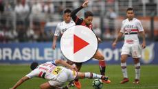 Flamengo x São Paulo fazem grande jogo no retorno do Brasileirão