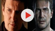 Nathan Fillion hace un cortometraje del videojuego 'Uncharted'