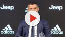 VIDEO: Cristiano desea regresar a la Juventus a lo más alto del fútbol europeo