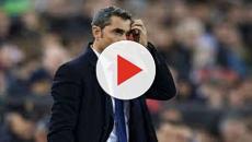 VIDEO: Valverde hace ajustes en el sistema táctico del Barcelona