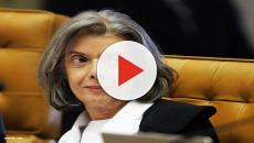 Cármen Lúcia assume a Presidência da República interinamente