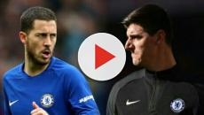 Mercato : Chelsea demande 255M€ au Real Madrid pour Hazard et Courtois