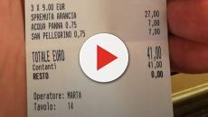 Cracco: cliente pubblica scontrino salatissimo, il web è a favore dello chef
