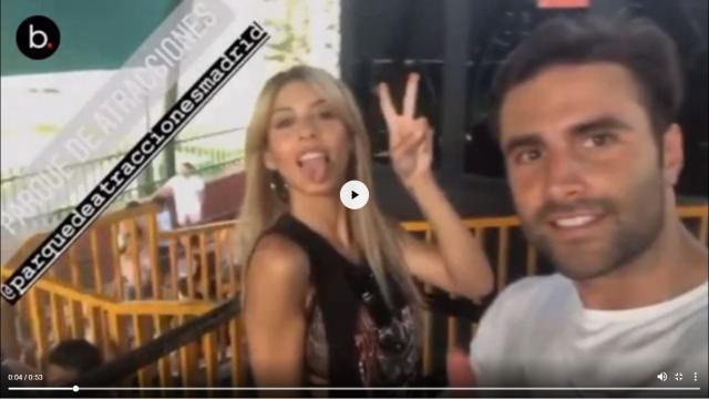 Oriana Marzoli  tiene solo una amistad con el amigo de Cristiano, Euyenio