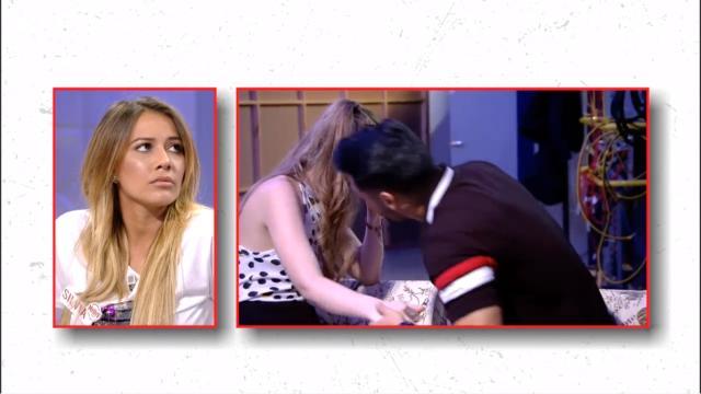 MYHYV: Anastasia se va del plató luego de que Eleazar asegura preferir a Silvia