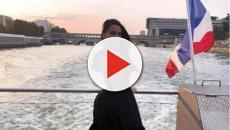 Milla Jasmine trop connue pour descendre dans les rues de Paris