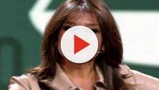 Aida Nizar cade dalla moto senza casco: il video diventa virale