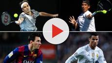 Cassano compare Messi à Federer et Cristiano à Nadal