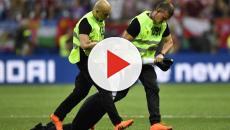 Miembros de 'Pussy Riot' invaden la cancha e interrumpen la final del Mundial