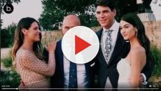 'Sálvame': Kiko Matamoros no se sintió a gusto en la boda de su hijo Diego
