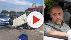 È morta la donna che era stata travolta dall'auto di Marco Paolini