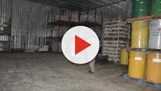 VÍDEO: En España continúan las labores para sacar embutidos vencidos