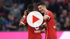 Manchester United souhaite recruter Robert Lewandowski et Thiago Alcantara