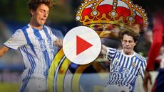 VIDEO: Odriozola es presentado como el nuevo jugador de Real Madrid