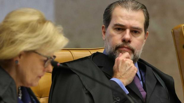 PT se surpreende com decisão de Dias Toffoli