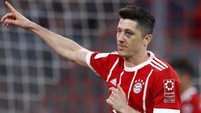 Manchester United veut tout faire pour récupérer Robert Lewandowski