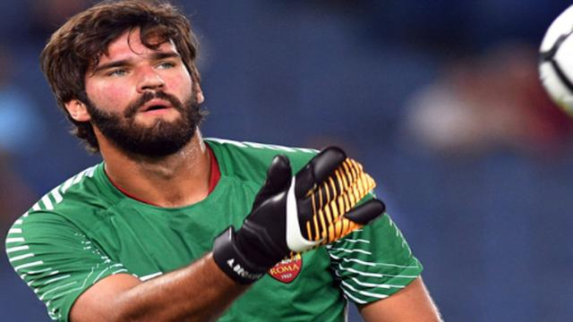 Roma: possibile accordo con il Liverpool per la cessione di Alisson