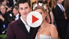 Shawn Mendes felicitó a su ex novia Hailey Baldwin por su compromiso con Bieber