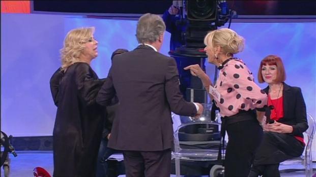 'Uomini e donne' Gemma e Tina contro il ritorno di Giorgio Manetti