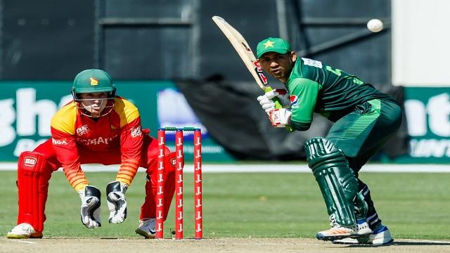 PTV Sports live cricket streaming Pakistan vs Zimbabwe 4th ODI and highlights