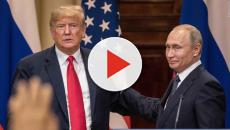 VÍDEO: Trump invita a Putin a una cumbre en Washington