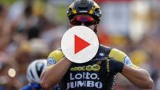 Gaviria, consigue 2 victorias en el Tour de Francia