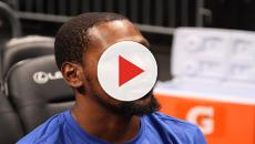 Kevin Durant talks about LeBron James joining the LA Lakers