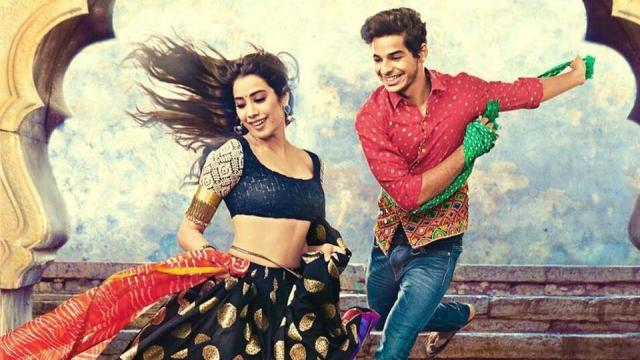 'Dhadak' movie review and box-ofice collections report