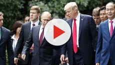 At RNC meeting, no one is sweating Trump-Putin summit