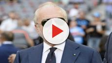 Aurelio De Laurentiis: Cavani non arriverà, con Ancelotti ottimo rapporto