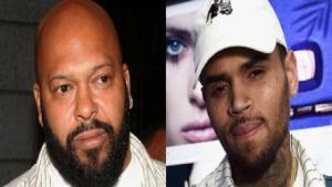 Suge Knight e Chris Brown chiamati 'uomini spaventosi': in arrivo le querele