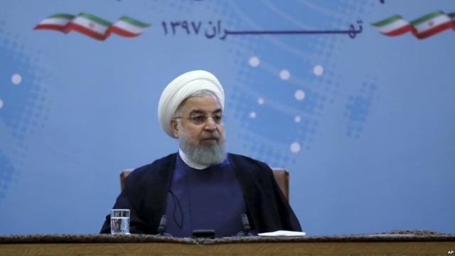 VIDEO: Irán / Hassan Rouhani responde a señalamientos de Donald Trump
