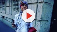 Nadia Toffa, nuovo selfie su Instagram, il sorriso non manca mai