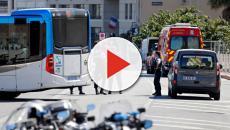 Al menos 10 heridos tras ataque de un hombre con arma blanca en un autobús
