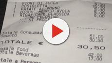Roma, scontrino omofobo: licenziato il cameriere ritenuto responsabile