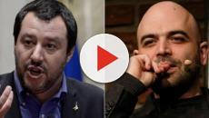 Matteo Salvini querela Roberto Saviano: 'Quando è troppo è troppo'
