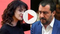 Matteo Salvini vs Asia Argento: la lite mediatica infiamma la rete