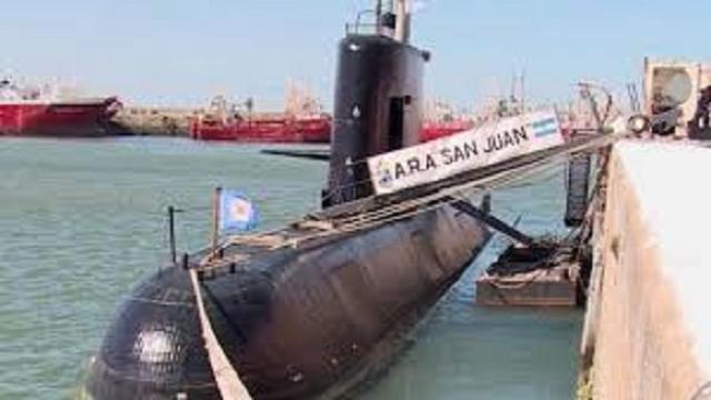 VÍDEO:  Crisis en la armada argentina por submarino desaparecido hace 8 meses