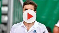Tennis-ATP : Gilles Simon éliminé dès le premier tour à Hambourg