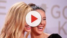 Gossip, Michelle Hunziker: gravidanza sospetta ma lei smentisce su Instagram
