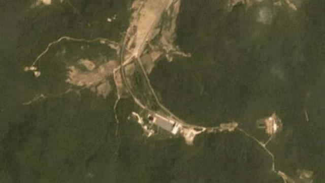 Kim Jong-un ha comenzado a desmantelar instalaciones de pruebas nuclear