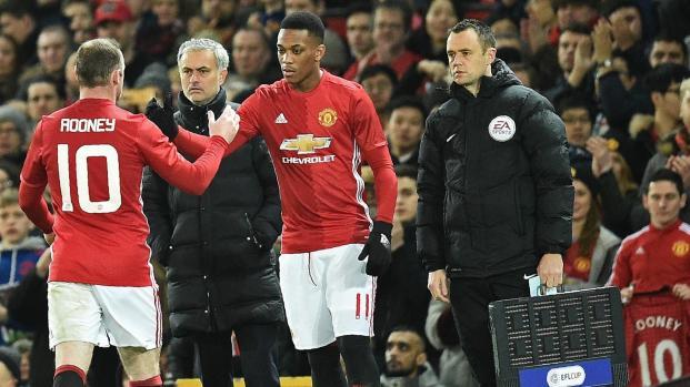 Rumeur Mercato : La tension monte entre José Mourinho et Anthony Martial