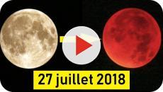 Ce soir aura lieu la plus longue éclipse lunaire du siècle