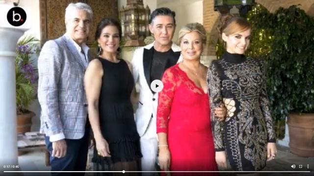 Olivia Valère muestra su mansión en 'Ven a cenar conmigo: Summer edition'