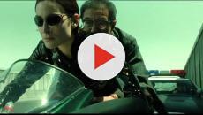 Linguagem visual e clima que as paletas de cores dos filmes podem transmitir