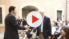 Mario Schifano in mostra a Spoleto: grande successo per l'inaugurazione