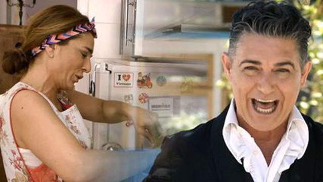 Raquel Bollo y su desagradable bronca con Ángel Garó en 'Ven a cenar conmigo'
