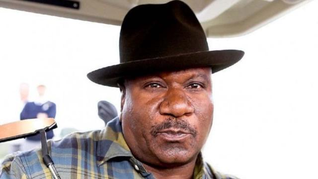 Ving Rhames of 'Mission: Impossible' was held at gunpoint by police