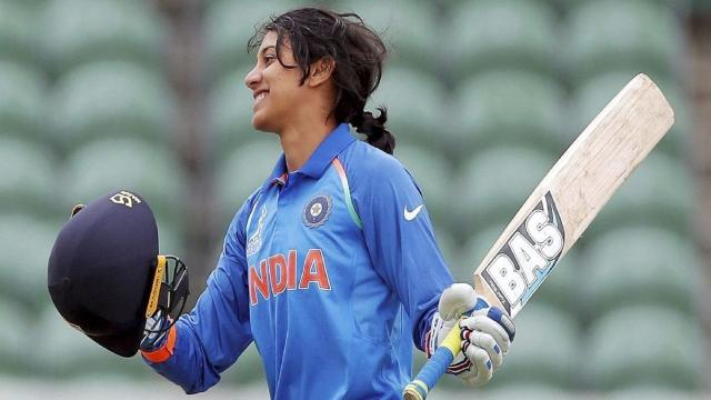 Video: Smriti Mandhana scores 18-ball 50, equals fastest T20 half-century