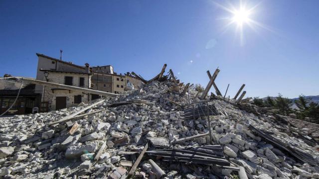El terremoto en Indonesia dejó atrapados a 29 españoles